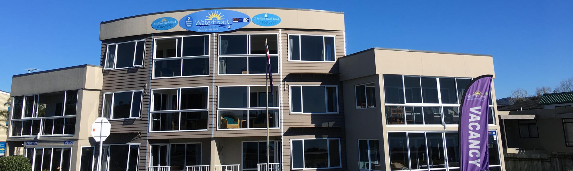 Whitianga holiday accomodation, Wedding accomodation NZ